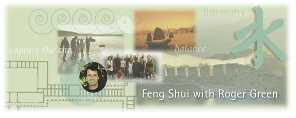 Feng Shui with Roger Green