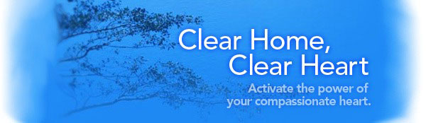 Space Clearing banner
